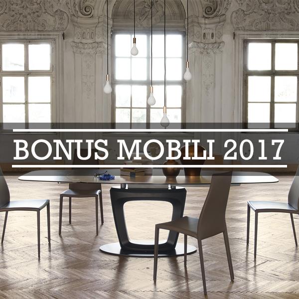 News arredi nicosia for Bonus mobili 2017